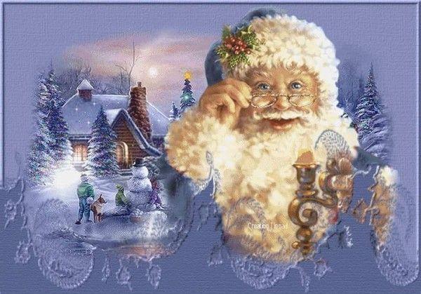 Dimanche 24 décembre : ce soir c'est le réveillon !!! 2b11171c